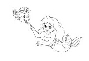free coloring pages of flounder