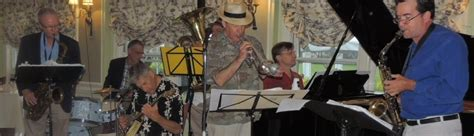 white heat swing orchestra jazz jesters at the sherborn inn august 26 2014 new