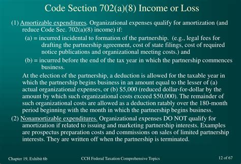 section loss ppt cch federal taxation comprehensive topics chapter 19