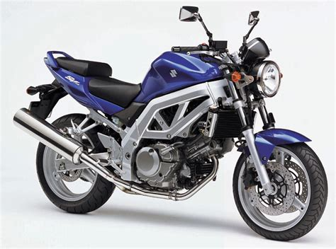 2003 Suzuki Sv 650 by Suzuki Sv 650 N 2003 Fiche Moto Motoplanete