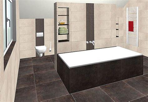 bad gestalten fliesen badezimmer gestaltung