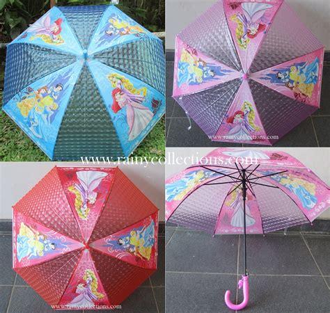 Payung Karakter Ben 10 rainy collections payung karakter anak