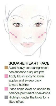 does and donts for a heart shaped face shape 1000 images about tips just for me on pinterest heart