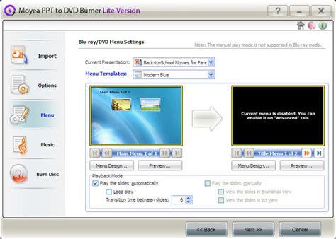 tutorial html ppt ppt to dvd burner lite tutoriel pour powerpoint moyea dvd