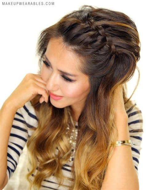 cute hairstyles with headbands 40 cute and comfortable braided headband hairstyles