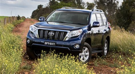 land cruiser prado car 2014 toyota landcruiser prado pricing and specifications