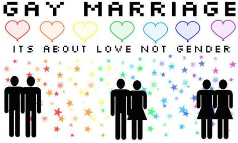 Gay marriage arguments for