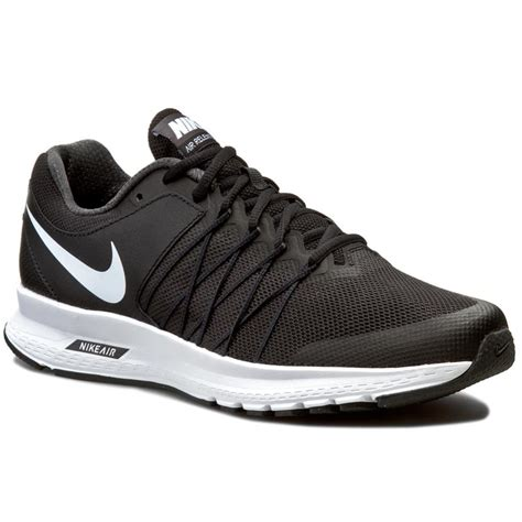 Nike Original Air Relentless 6 Black White Antharacite shoes nike air relentless 6 843836 001 black white anthracite indoor running shoes