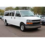 2018 Chevrolet Express Passenger Van  Motaveracom