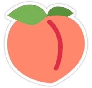 Cute Apartment Bathroom Ideas peach twitter emoji by emoji from redbubble