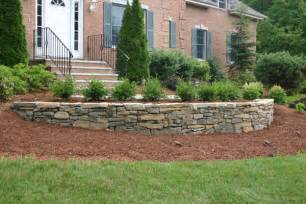 garden retaining blocks landscape retaining wall front yard landscaping ideas