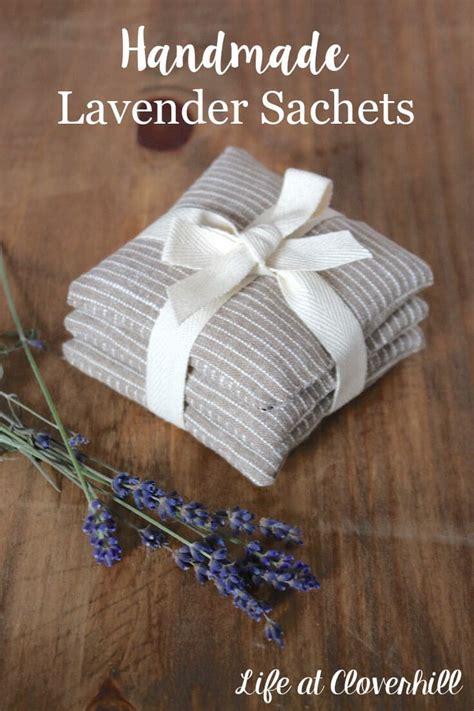 handmade lavender sachets an easy diy gift tutorial