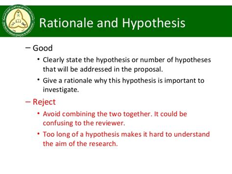rationale meaning in thesis how to make a rationale for thesis 28 images how to