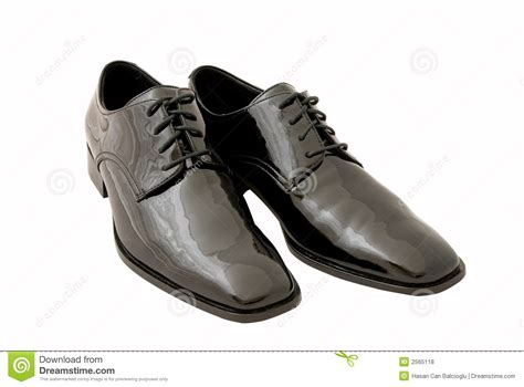 shoes with tuxedo s black tuxedo shoes royalty free stock photos image