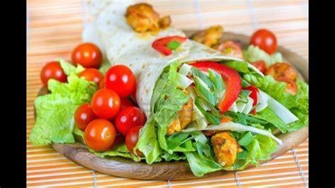 comida saludable en  minutos youtube