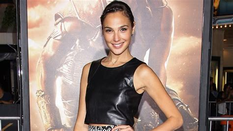 actor in new wonder woman movie gal gadot cast as wonder woman in new superhero movie