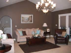 brown living room color schemes
