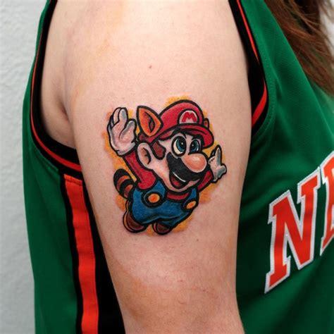 tattoo cartoon mario 1000 ideas about mario tattoo on pinterest tattoos