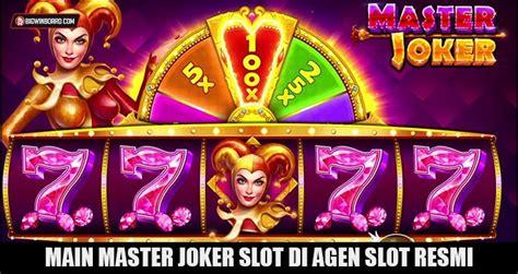 keseruan bermain master joker slot  benimyazim