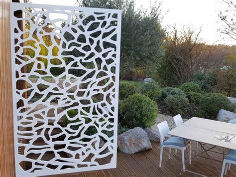 Brise Vue Naturelle Jardin by Brise Vue En Bois Sur Mesure Par Et Bois