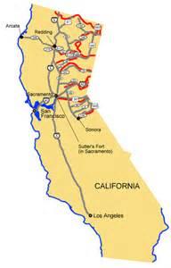 sutter s fort california national historic trail u s