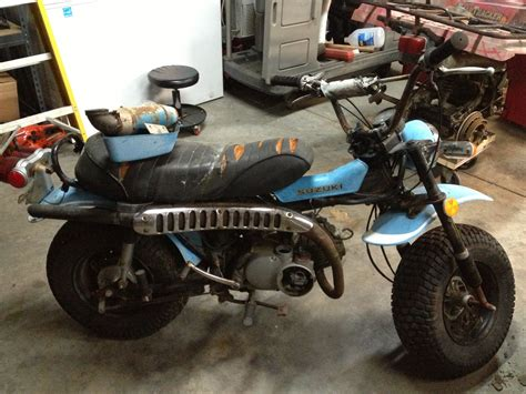 Suzuki Rv 90 Parts Myrtlebeachmotorsportssalvage 187 1972 Suzuki Rv90 Parts