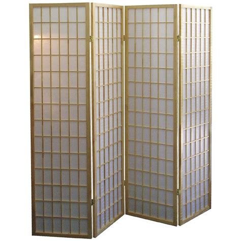 decorative panel room divider polaris 174 4 panel room divider 163709 decorative