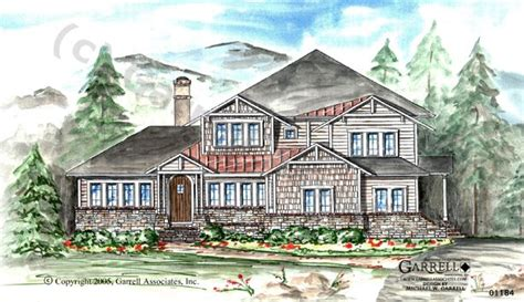 adirondack lodge house plan house plans by garrell 114 best images about craftsman style house plans on