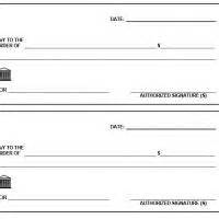 free printable blank check template plain blank check