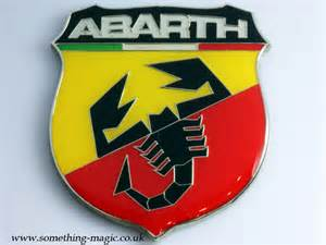 Fiat Abarth Badge Your Badges