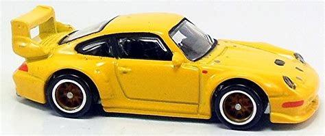 Hotwheels Reguler Porsche 993 Gt2 porsche 993 gt2 72mm 2013 wheels newsletter