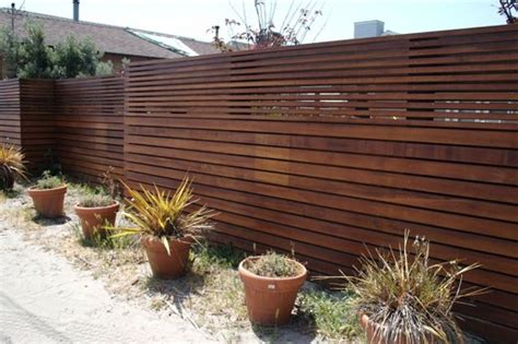 types of fences for your yard just for and home