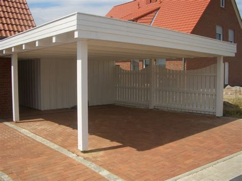 carport varianten carport mit garagentor amazing mit doppeltor with carport