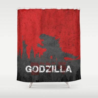 godzilla shower curtain 92 best images about for the home on pinterest grommet