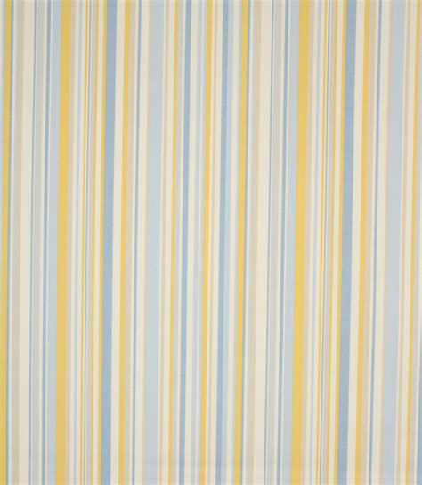 Funky Upholstery Fabric Uk by Funky Stripe Fabric Lemon Just Fabrics