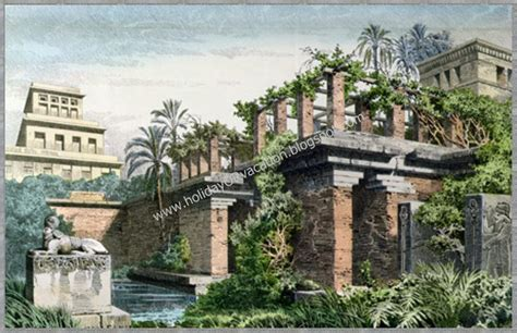 What Are The Hanging Gardens Of Babylon by The Hanging Gardens Of Babylon