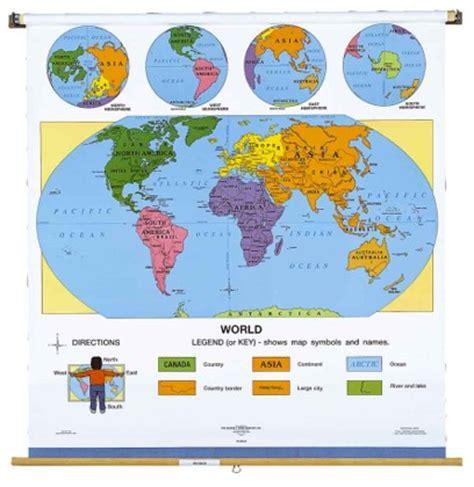 classroom starter map series