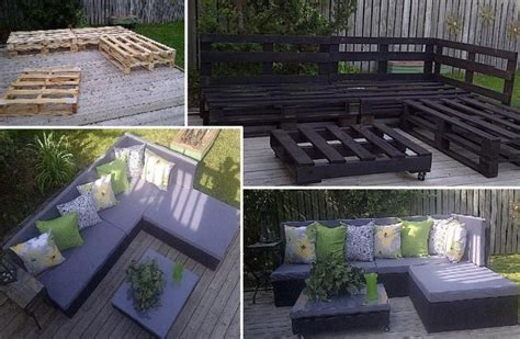 diy outdoor patio furniture 16 diy outdoor furniture pieces beautyharmonylife