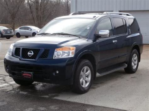 photo image gallery touchup paint nissan armada in navy blue rab