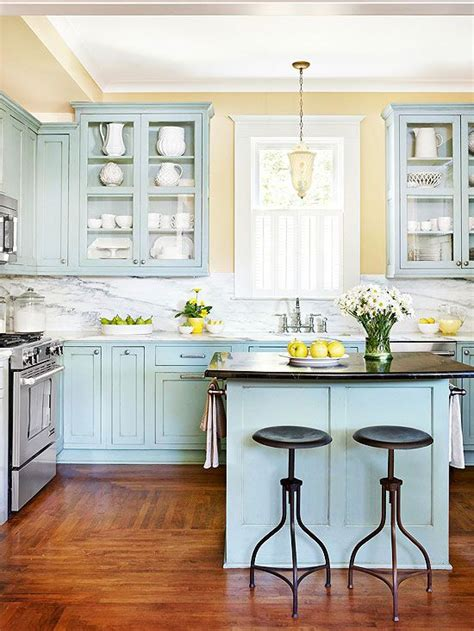 color choices for kitchen cabinets top 25 best light blue kitchens ideas on