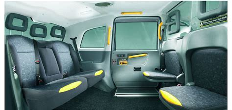 Taxi Interior by Why You Should Buy A Black Cab A Normal Car Carwow