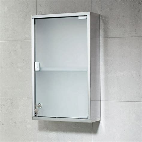 frosted glass bathroom cabinet gedy bathroom medicine cabinet rectangular polished