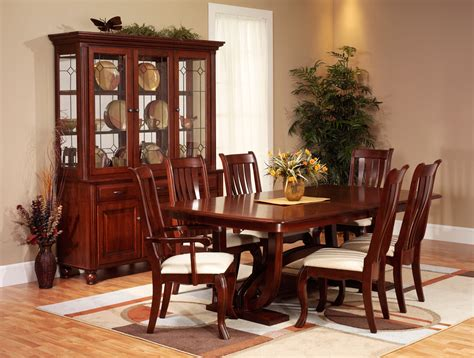 Dining Room Furnature | hton dining room amish furniture designed
