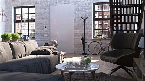 industrial living room design dgmagnets com