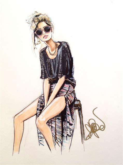 design clothes tumblr tumblr sketch girl fashion fashion sketch tumblr art
