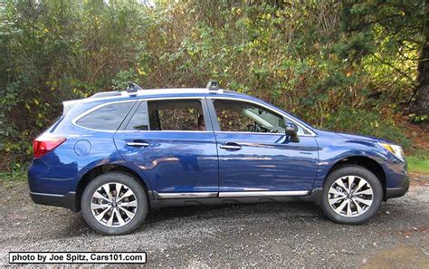 subaru outback touring blue 2017 outback exterior photographs