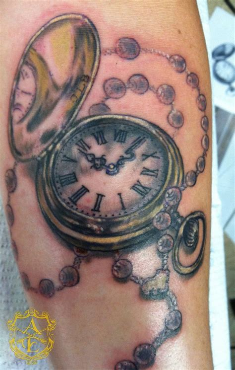 old pocket watch tattoo designs best 25 rosary tattoos ideas on rosary bead