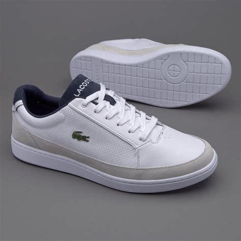 Sepatu Merk Sneakers sepatu sneakers lacoste setplay white