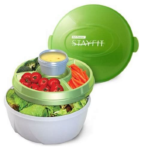 light my meal kit deluxe crock pot lunch crock food warmer or deluxe salad kit