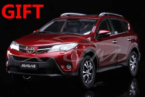 Buying A Car With Ebay Gift Cards - car model toyota new rav4 1 18 red small gift ebay